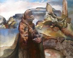 Fossil madonna